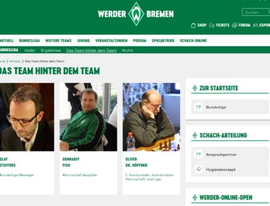 Werder wechselt den Bundesligamanager